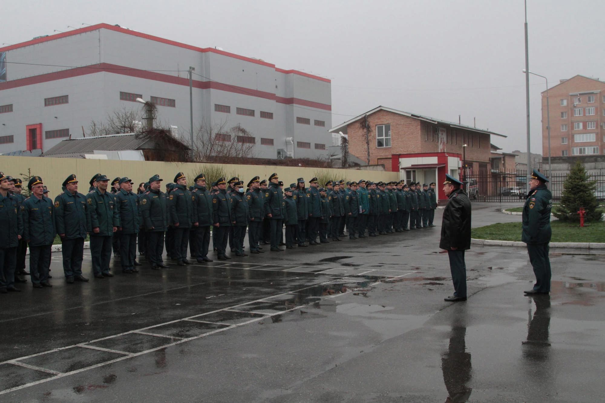 Северная Осетия принимает участие во всероссийских учениях по ликвидации последствий ЧС