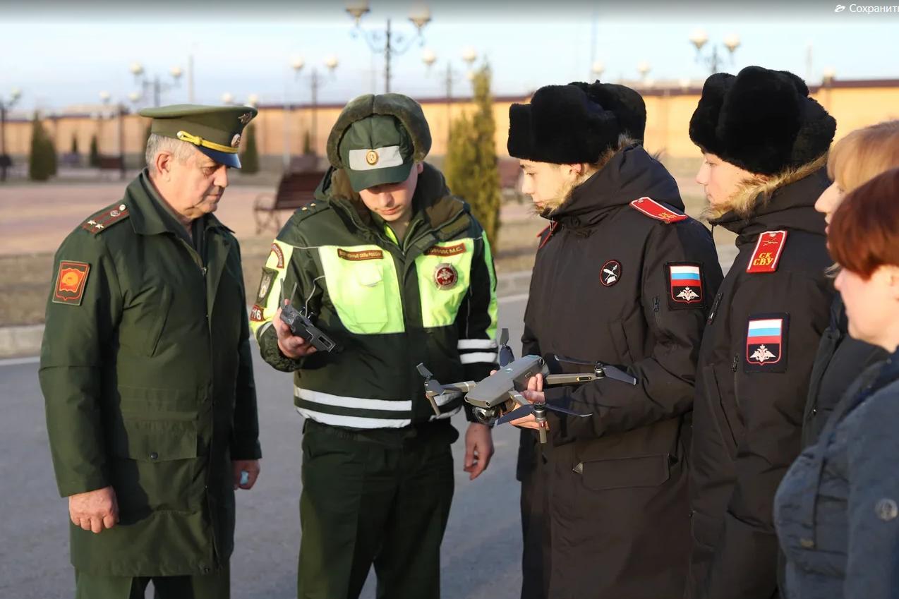 В Северной Осетии стартовал конкурс «Дорожный патруль» среди автоинспекторов ЮВО