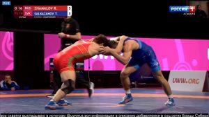 Североосетинские спортсмены вышли в финал чемпионата Европы по вольной борьбе