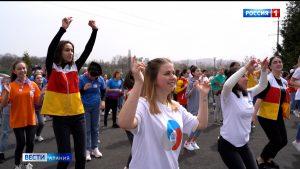 Во Владикавказе отметили Всемирный день здоровья