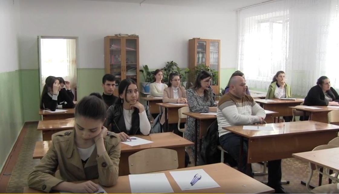 В Северной Осетии написали «Тотальный диктант»