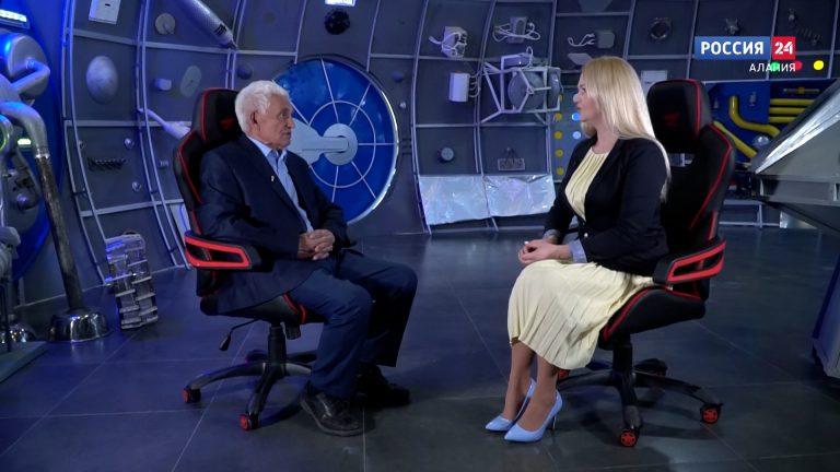 Интервью. Руслан Комаев