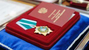 Агунда Кокойти и Владимир Уваров награждены Орденом Дружбы