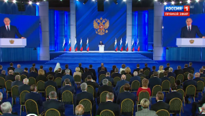 Владимир Путин: «Нужно снизить бремя долгов регионов»