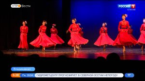 Во Владикавказе подвели итоги международного фестиваля «Мир танца»