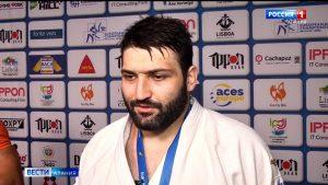 Инал Тасоев — чемпион Европы по дзюдо