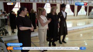 Пермский ансамбль жестовой песни провел во Владикавказе мастер-класс для людей с ОВЗ
