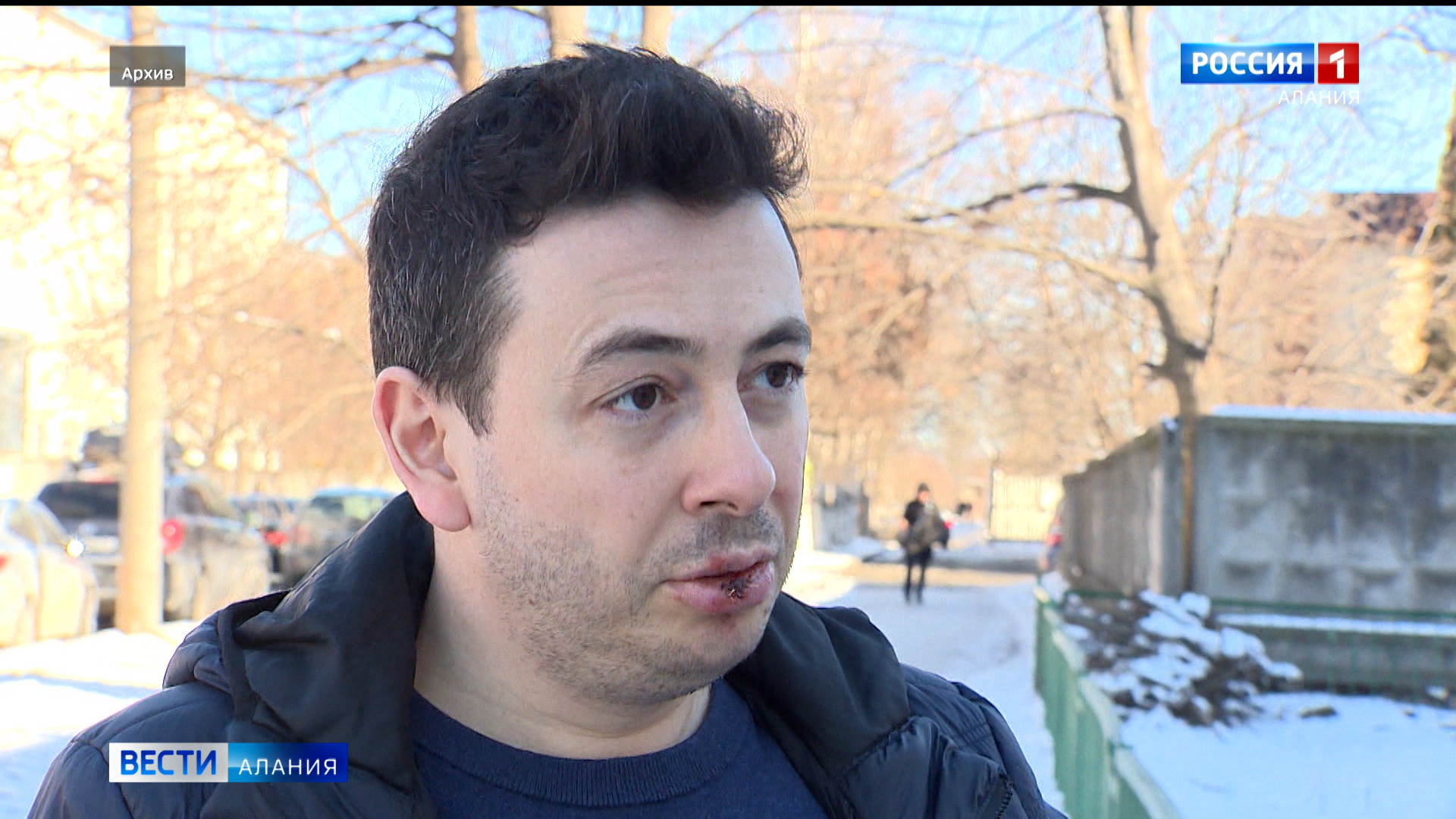 Дело о нападении на журналиста Руслана Тотрова передано в суд