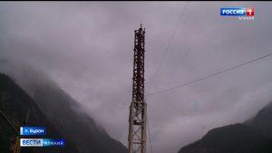 Вышку в Буроне некоторые жители считают аварийной и опасной для жизни