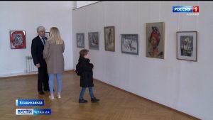 Во Владикавказе проходит выставка «Молодость Осетии»
