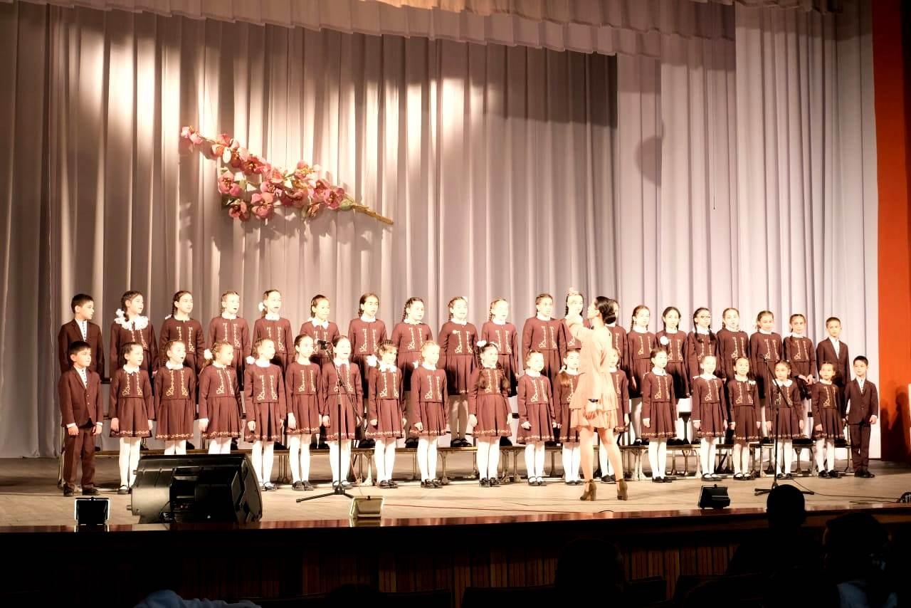 В Северной Осетии подвели итоги конкурса детских хоровых коллективов