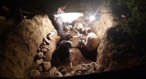 В Цхинвале нашли древнее захоронение