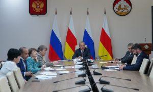 Таймураз Тускаев предложил расторгнуть контракт с подрядчиком, строящим спорткомплекс в Ардоне из-за «вялотекущей работы»