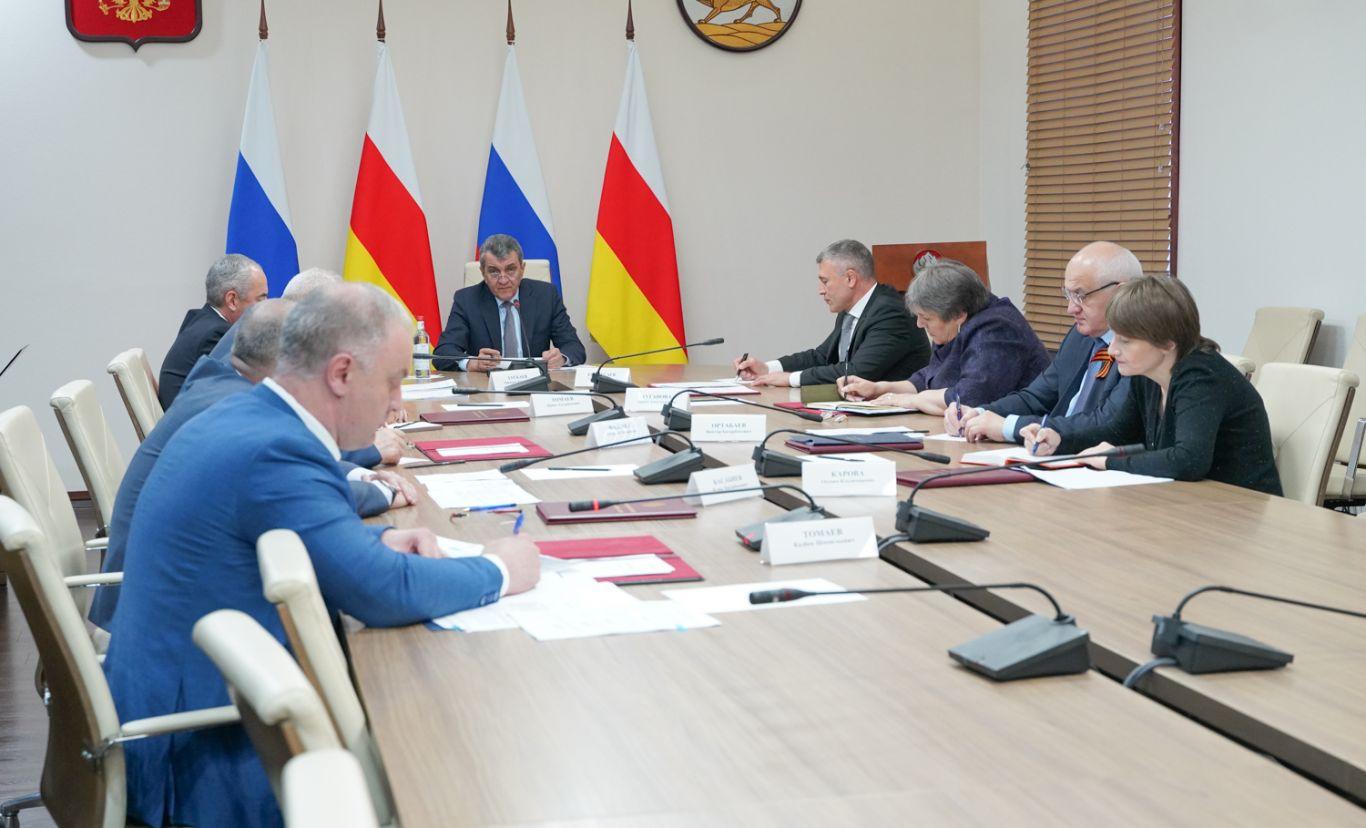 Сергей Меняйло встретился с участниками конкурса «Лидеры России»