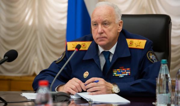 Александр Бастрыкин поставил на контроль в центральном аппарате СКР  результаты проверки по невыплатам надбавок сотрудникам СКММЦ