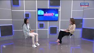 Культура. Вероника Олисаева