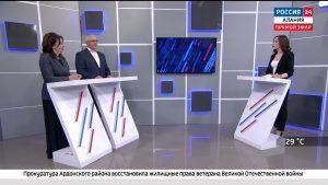 Россия 24. Популяризация осетинского языка