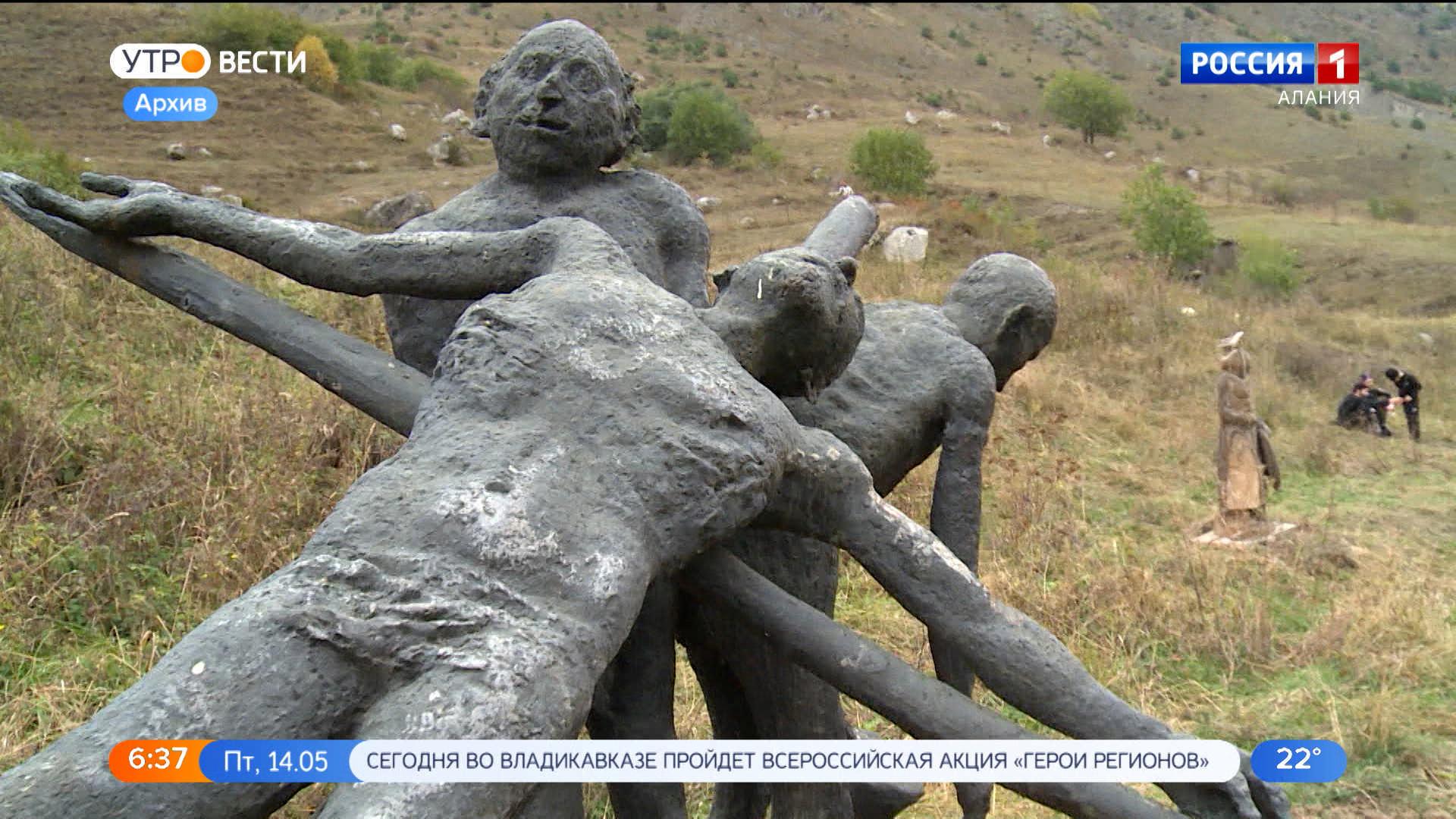 В Государственном музее-заповеднике «Царицыно» открывается выставка Владимира Соскиева