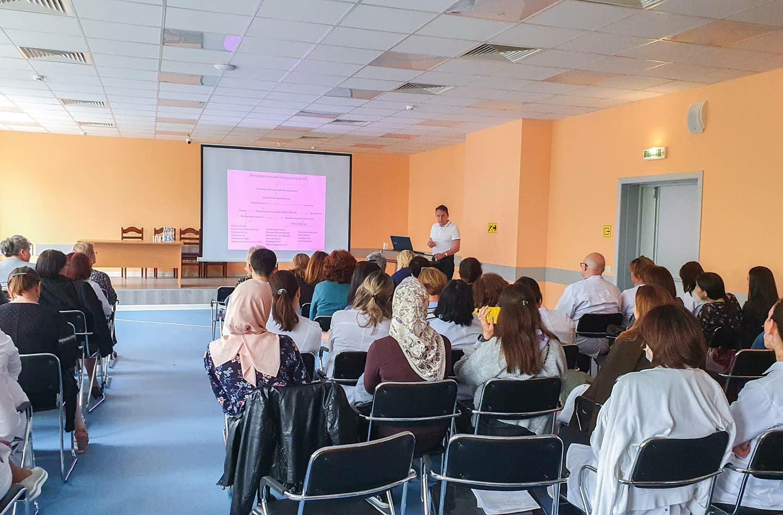 Специалисты Национального медицинского исследовательского центра здоровья детей оценили работу РДКБ