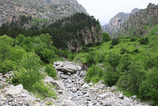 Отделение РГО в Северной Осетии создаст экотропу в горах в 2022 году