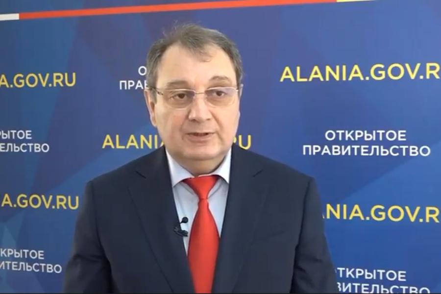 Тамерлан Гогичаев освобожден от занимаемой должности