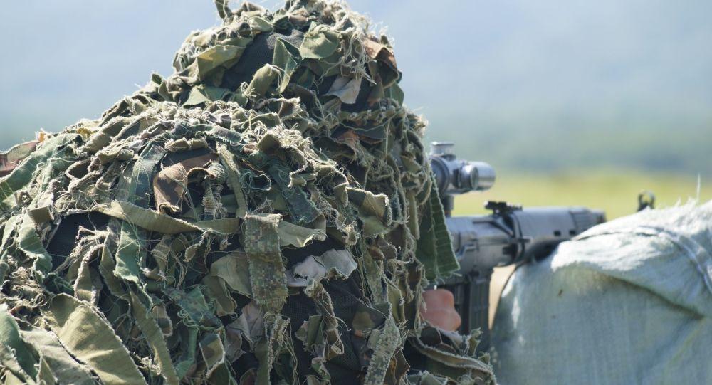 Снайперов российской базы в Южной Осетии обучают сбивать беспилотники