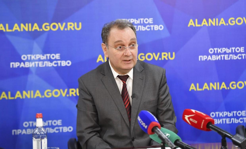 Тамерлан Гогичаев покидает должность главы Минздрава Северной Осетии
