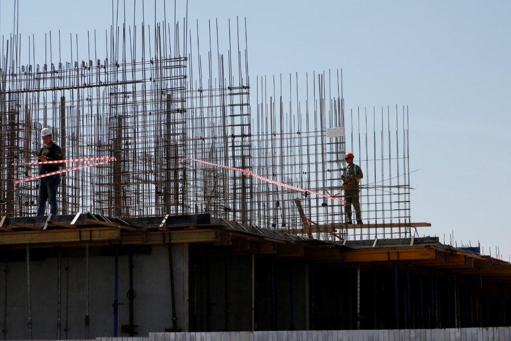 В Гизели строится детский сад на 120 мест