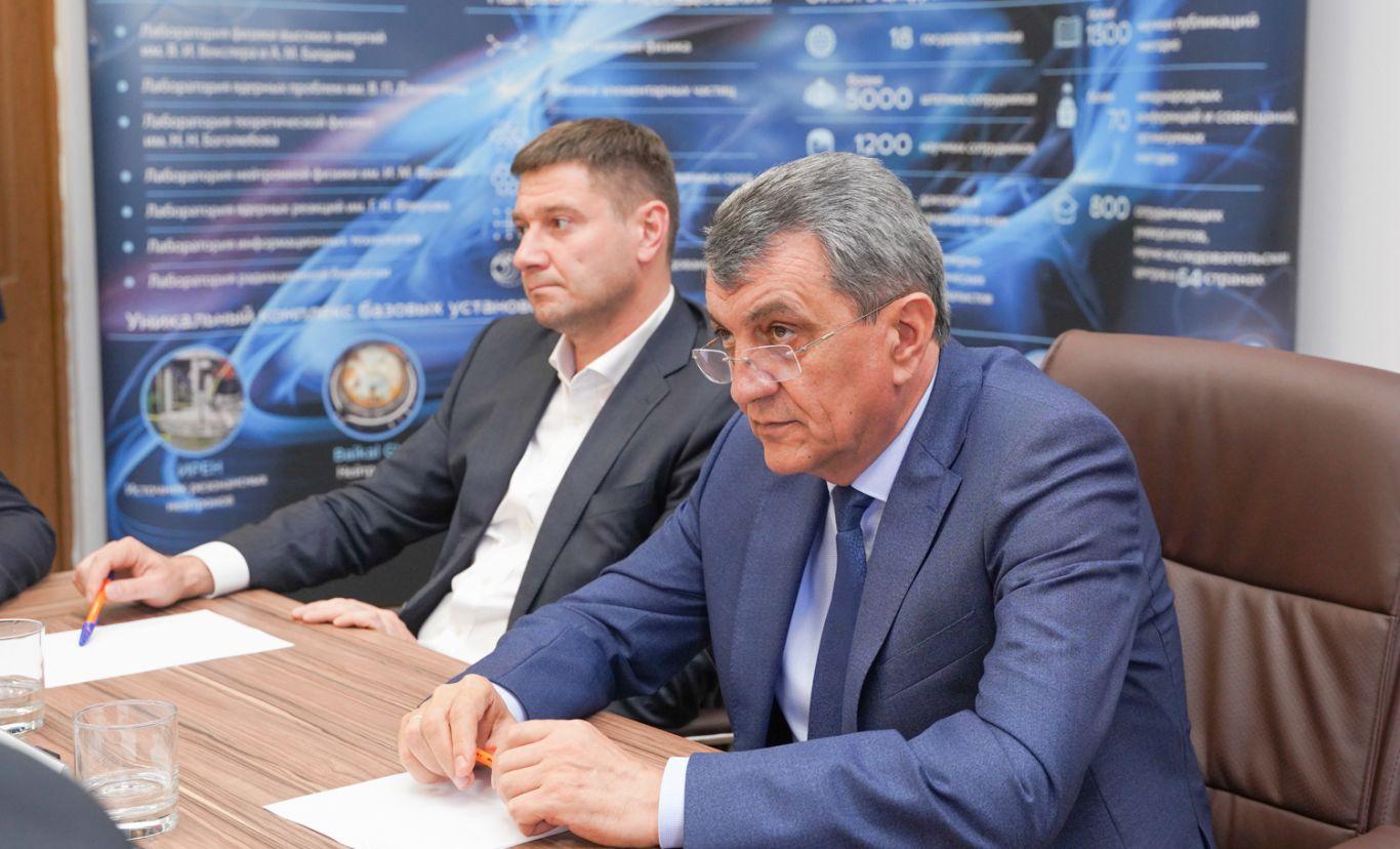 В Северной Осетии может появиться региональное отделение фонда «Сколково»