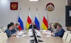 В правительстве республики обсудили работу предприятий коммунального комплекса