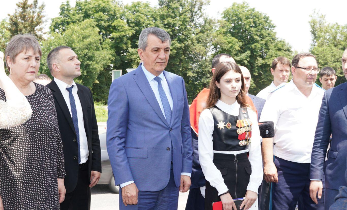 С Северной Осетии стартовал всероссийский конкурс «Наша Победа 80»