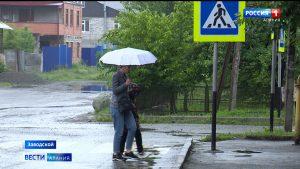 Родители в Заводском бьют тревогу из-за отсутствия тротуара на дороге, ведущей в детский сад