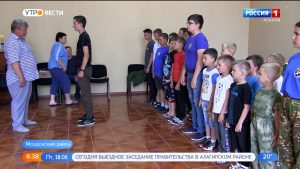 Отряд казачат из станицы Луковской стал призером V Всероссийского православного казачьего фестиваля