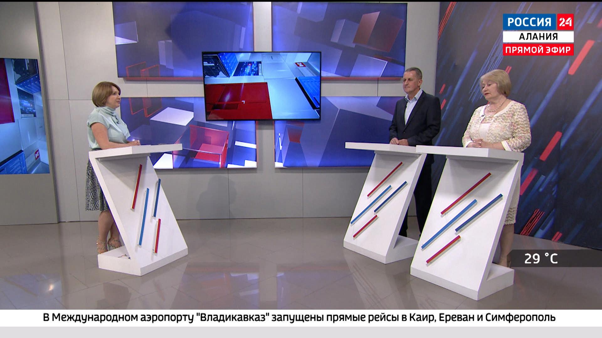 Республика. В Северной Осетии продолжается иммунизация от COVID-19