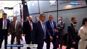 Делегация Северной Осетии на ПМЭФ-2021: итоги международного форума для республики
