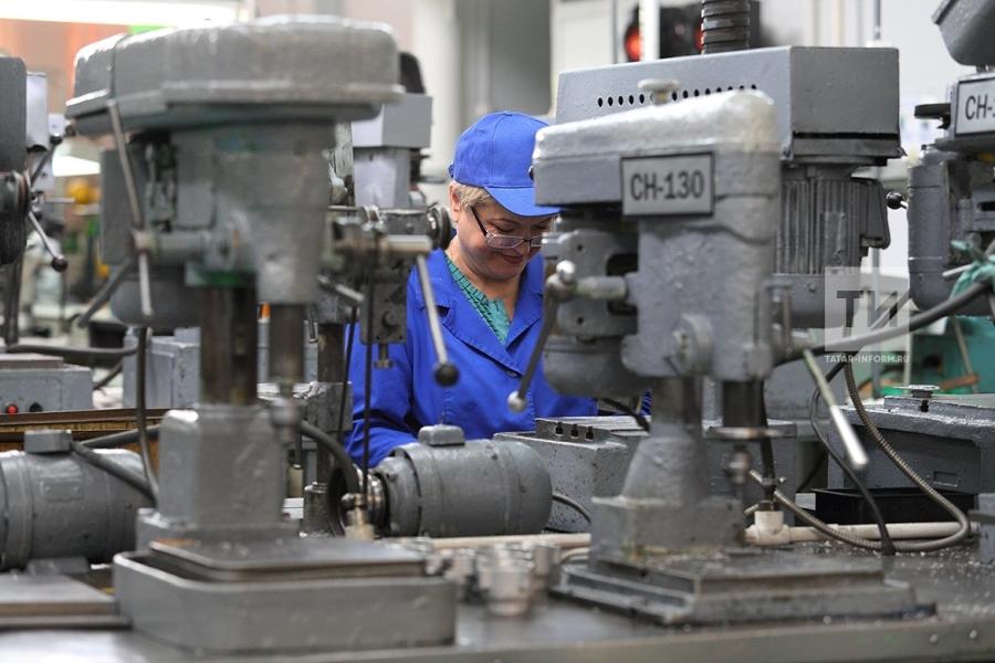 В Северной Осетии отметили рост индекса промышленного производства