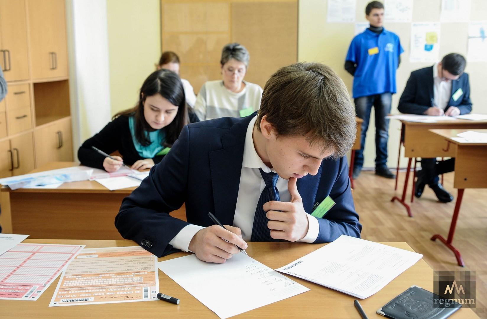 16 выпускников Северной Осетии сдали ЕГЭ по русскому языку на 100 баллов