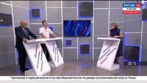Россия 24. Приемная кампания в ссузы республики