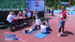 Спортивные выходные во Владикавказе: футбольный турнир «Кожаный мяч» и соревнования во Всероссийский олимпийский день