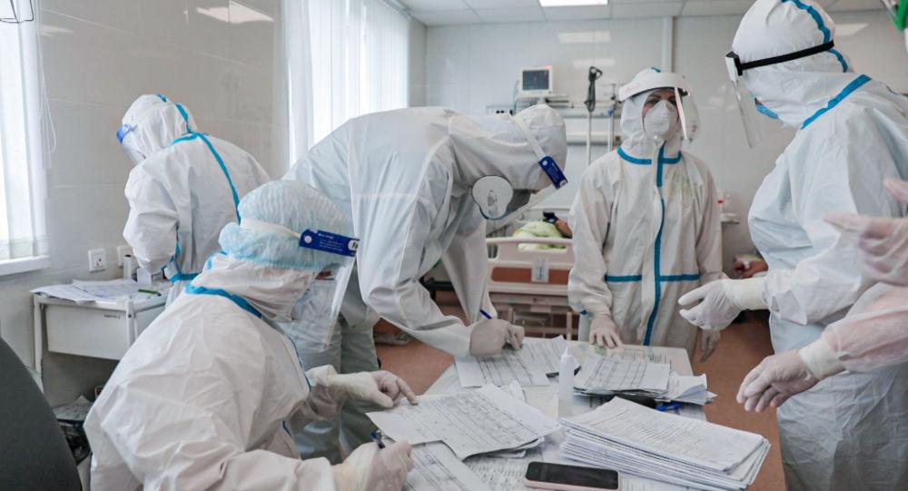 Врачи Южной Осетии совершенствуют свои навыки в лечении COVID-19