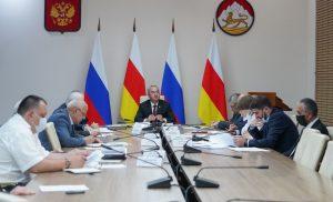 Правительственная комиссия Северной Осетии готовится к формированию бюджета на 2022 год