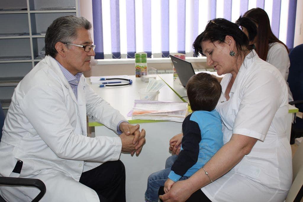 Хасан Баиев проведет во Владикавказе предварительный отбор детей для участия в благотворительной акции «Операция Улыбка»