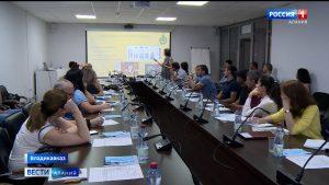 Вопросы маркировки товаров обсудили во Владикавказе предприниматели и федеральные эксперты
