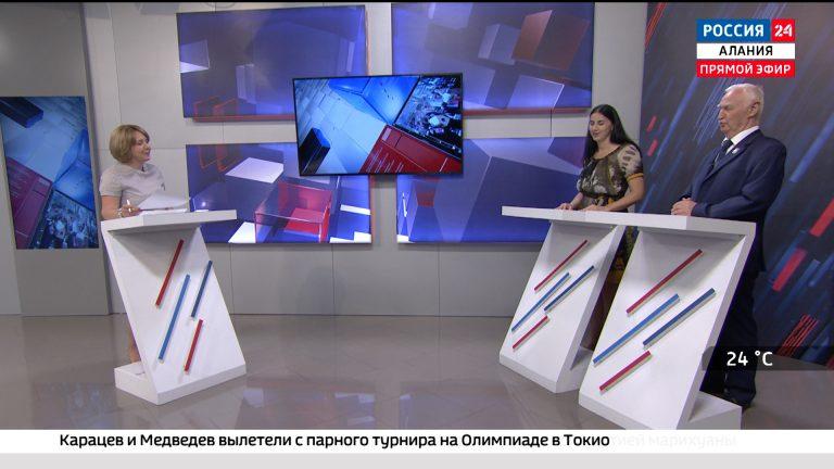 Республика. Северную Осетию на Олимпийских играх в Токио представляют восемь спортсменов