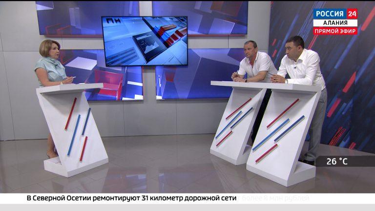 Республика. Владикавказ получит 100 млн. рублей на капремонт трамвайных путей и межрельсового полотна