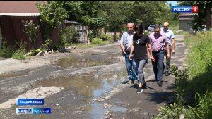 Активисты ОНФ проводят «Дорожную инспекцию»