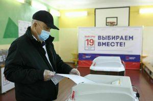 Явка на выборах в Северной Осетии по состоянию на 18:00 составила 83,1%