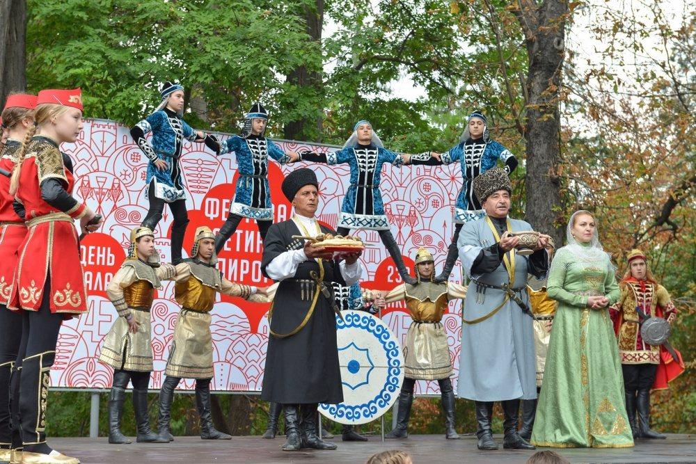 Во Владикавказе 25 и 26 сентября масштабно отметят День республики и День города
