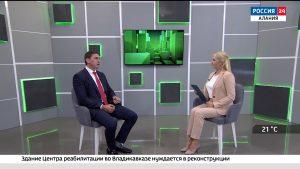 Экономика. Объем потребительских кредитов в Северной Осетии