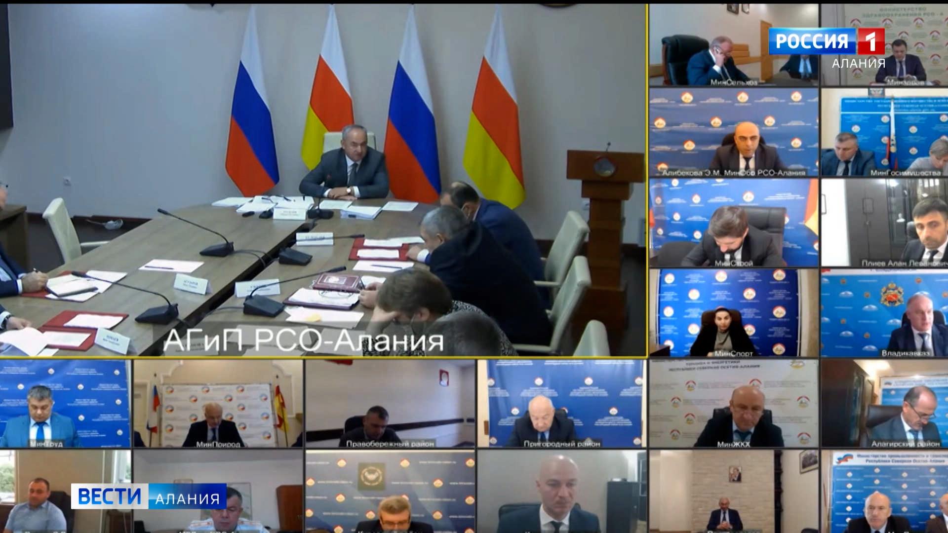 В Северной Осетии 99 объектов водоснабжения и водоотведения могут быть модернизированы — Майран Тамаев